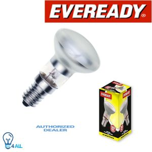 Eveready R39 SES Reflector Bulb 30 W, Silver, Glass, E14 [Energy Class E] STA30WR39ES