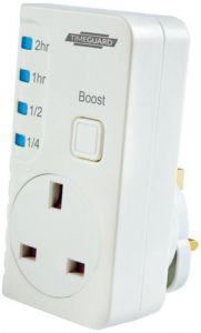 Electronic Plug in Boost Timer 2HR-TGBT6-TIMEGUARD