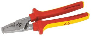 CK COMBICUTTER 431031 Redline VDE Side Wire/Cable Screw Cutter Plier 210mm 8 1/4