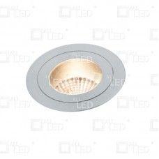 7W ALU LED 350mA GLD, 3000K,IP65 - AGL060AL/30 -  AllLEDGROUP