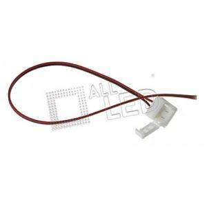 10mm connector, 15 cm, LIVE END, IP65 VAMPIRE CON