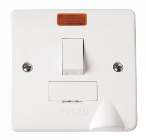 13A FUSED CONNECTION UNIT NEON-CMA053-Scolmore