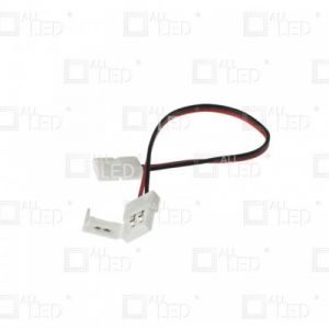 10MM DOUBLE ENDED CONNECTOR FOR LED STRIP IP20