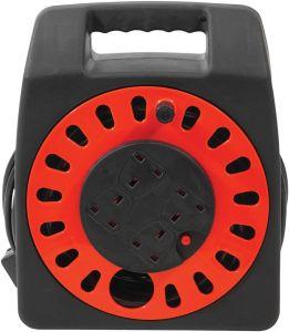 Eagle 4 Socket Cassette Extension Cable Reel 25m E250EH