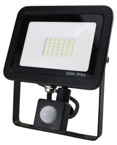 Redarrow 30w AC Driverless Floodlight with PIR
