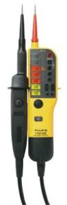 T130 Voltage Indicator with RCD Trip Test Continuity Check CAT II 690 V, CAT III 600 V