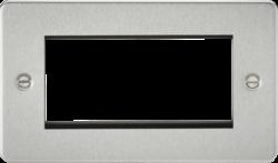 Flat Plate 4G modular faceplate-FP4G-Knightsbridge