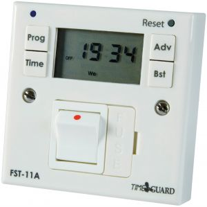 Fused Spur Timeswitch 7 Day-FST17A-TIMEGUARD