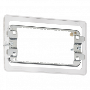 3-4G grid mounting frame for Screwless-GDS002F-Knightsbridge