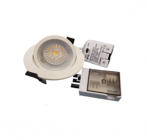cct 10W DRIVERLESS LED DOWNLIGHT FIRE - RATED - IP65 - CE RoHS