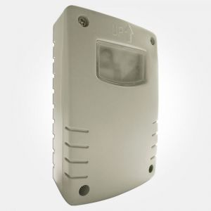 EXTERNAL PHOTOELECTRIC SWITCH WITH RUN BACK TIMER - / GREY / - ETERNA