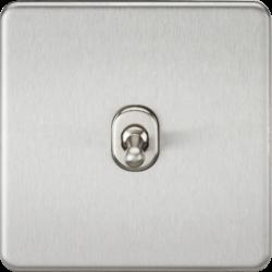 Screwless 10A 1G 2-Way Toggle Switch-SF1TOG-Knightsbridge