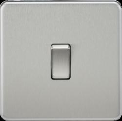 Screwless 10A 1G 2-Way Switch-SF2000-Knightsbridge