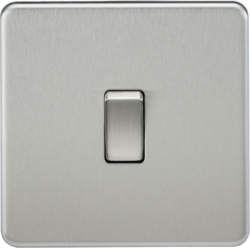 Screwless 20A 1G DP Switch-SF8341-Knightsbridge
