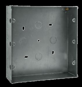 GRIDPRO 18 GANG FLUSH MOUNTED BACKBOX-WA20518-Scolmore