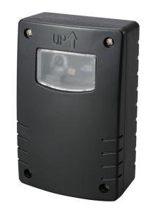 Forum Zinc Photocell Sensor Black