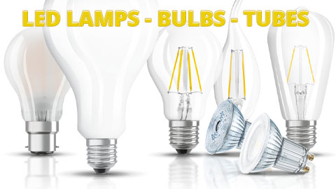 LED bulb tube